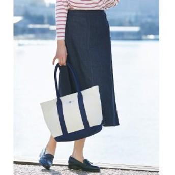 Jプレス Sサイズ(レディス)(J.PRESS LADIES S)/【洗える】8oz Stretch Denim スカート