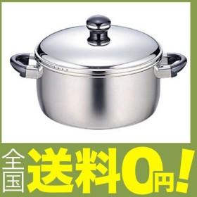 宮崎製作所 オブジェ 両手鍋 ジャンボ 28cm 日本製 5年保証 IH対応 軽量 OJ-40