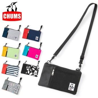 CHUMS チャムス Smart Phone Shoulder Sweat Nylon CH60-2683