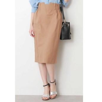 N.Natural Beauty Basic / エヌ ナチュラルビューティーベーシック タッキングタイトスカート