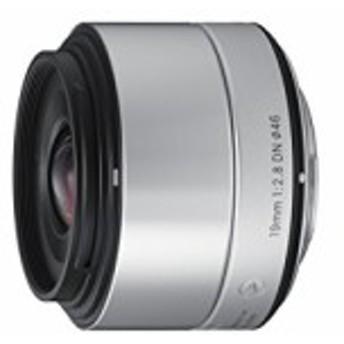 SIGMA 単焦点広角レンズ Art 19mm F2.8 DN シルバー ソニーEマウント用 ミ (中古品)