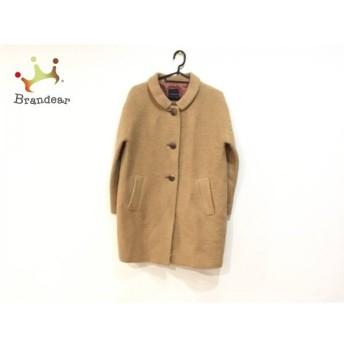 トゥモローランド コート サイズ38 M レディース ライトブラウン collection/ニット/冬物 値下げ 20190403