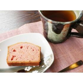 【クリックポスト送料無料】米粉のさくらパウンドケーキ【6枚セット】