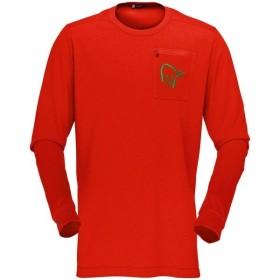 ノローナ メンズ シャツ トップス Norrona Fjora Equaliser Lightweight Long-Sleeve Shirt Arednalin
