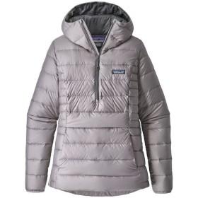パタゴニア レディース ニット&セーター アウター Patagonia Down Sweater Pullover Hoodie - Women's Feather Grey