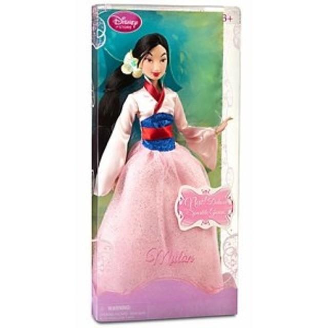ムーランDisney Princess Mulan Doll 12''