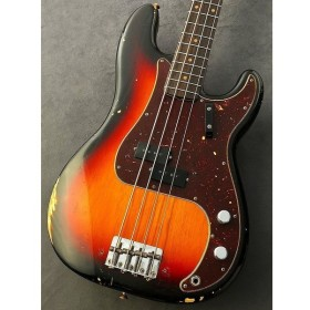 Fender Custom Shop Custom 1960 Precision Bass Relic -3TSB- 【NEW】【激鳴り】 【G-CLUB渋谷在庫品】