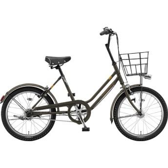 20型 自転車 ベガス 3T(カーキ/シングルシフト・ダイナモモデル) VEG00 6315