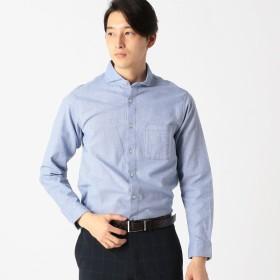 [マルイ]【セール】カラミシャンブレー ホリゾンタルシャツ/コムサイズムメンズ(COMME CA ISM)