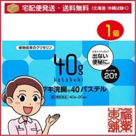 【第2類医薬品】コトブキ浣腸40パステル(40Gx20コ入) [宅配便・送料無料] 「T60」