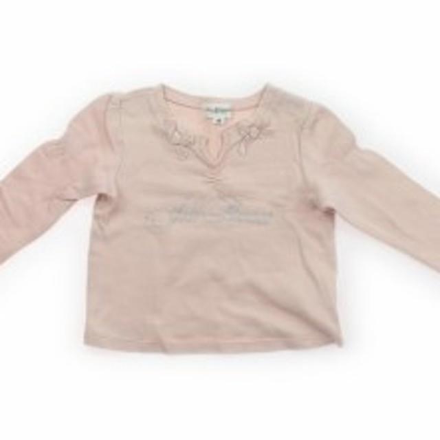 ea4aa29f427d4  ジルスチュアート JILLSTUART Tシャツ・カットソー 90サイズ 女の子 USED子供