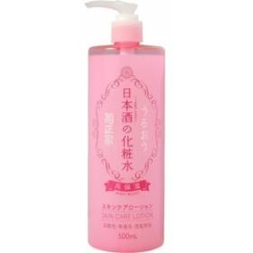 菊正宗 日本酒の化粧水 高保湿(500mL)[高保湿化粧水]