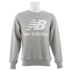 ニューバランス(new balance) エッセンシャルスタックドロゴクルー AMT91548AG (Men's)