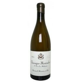 シャサーニュ・モンラッシェ・プルミエ・クリュ・ラ・マルトロワ 2015  白 フランス ベルナール モロー ワイン
