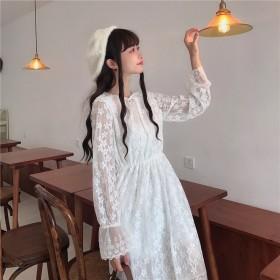 [55555SHOP]可愛い 上品 エレガンス ニット ワンピース♪ドレス パーティー 結婚式 お呼ばれ 二次会 通勤 同窓会 普段着 大人 美人 韓国ファッション