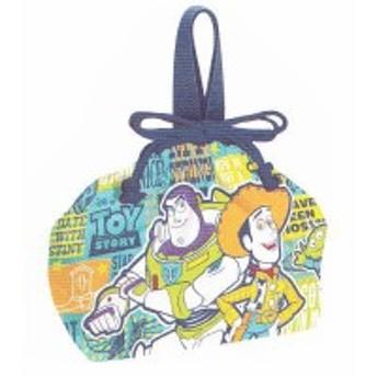 【ピクサーキャラクター】ランチ巾着【トイストーリー】【エイリアン】【ピクサー】【ディズニー】【ランチ巾着】【巾着袋】【袋】【小・
