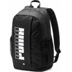 プーマ(PUMA) プーマ プラス バックパック II PUMA BLACK 075749 01 【デイパック リュック スポーツバッグ バッグ 鞄 部活】