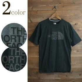 ノースフェイスTHE NORTH FACE メンズ TシャツM SS HALFDOME T-RTOショートスリーブ ハーフドームT レトロTNF DARKGREYHEATHER(ダークグレーヘザー)T