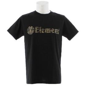 エレメント 【ゼビオ限定】 HORIZONTAL 半袖Tシャツ AI021200 XBK (Men's)
