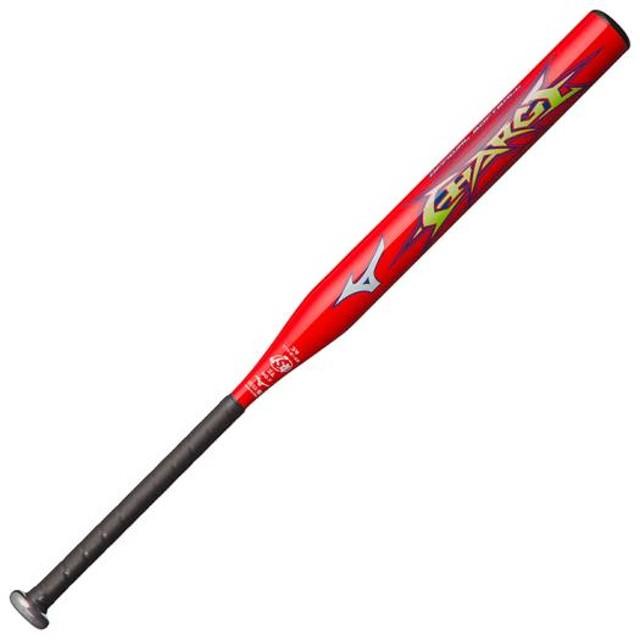 MIZUNO SHOP [ミズノ公式オンラインショップ] ソフトボール用チャージ(金属製/84cm/平均660g)(3号/ゴムボール用) 62 レッド 1CJMS30884