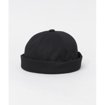 SENSE OF PLACE(センスオブプレイス) 帽子 キャップ ツイルロールキャップ