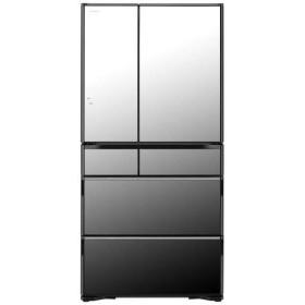 【基本設置無料】日立 R-WX74K-X WXシリーズ 735L 6ドア冷蔵庫【創業73年、新品不良交換対応】