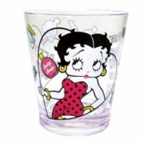 76f27f05520fb  アメリカン雑貨  BettyBoop カラークリスタルカップ パフューム  ベティ