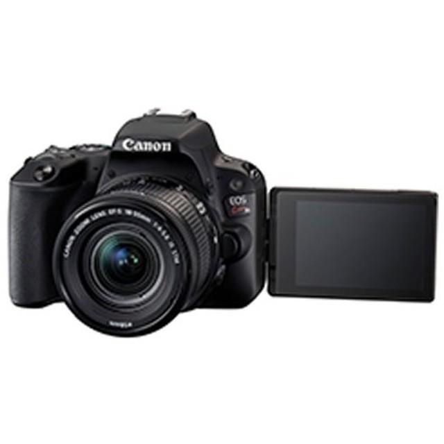 キヤノン Canon 一眼レフカメラ EOS Kiss X9ダブルズームキット