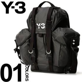 371f9f67258b Y-3 ワイスリー バックパック ロゴプリント サイドポケット XS UTILITY BAG ブランド メンズ バッグ