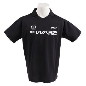 ザ・ワープ・バイ・エネーレ(The Warp By Ennerre) 半袖 サッカーゲームシャツ WB31JG13 BLK (Men's)