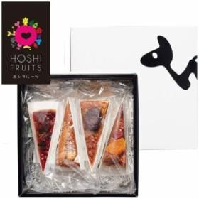 ホシフルーツ フルーツ とナッツ のタルト 4個 HFNT-4 ギフト お菓子