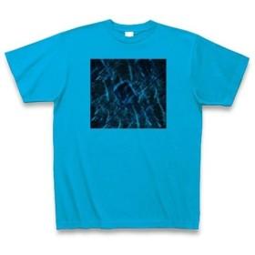 ◆トウキョウ◆文字◆ロゴ◆ヘビーウェイト◆半袖◆Tシャツ◆ターコイズ◆各サイズ選択可