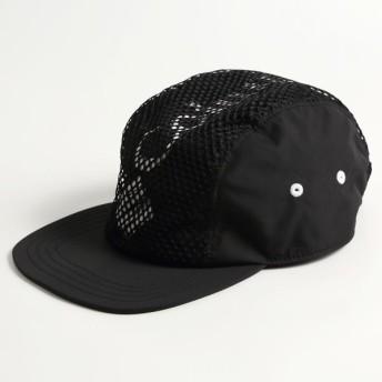 帽子・防寒・エプロン コロンビア VALLEY COVE SLOPE MESH CAP(バレー コーブ スロープ メッシュ キャップ) ワンサイズ 010(BLACK)