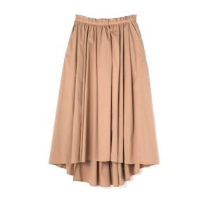 アッシュ・スタンダード H/standard C/Peタイプライタースカート ピンク M【税込10,800円以上購入で送料無料】