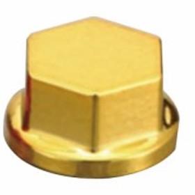 取寄 0900-000-80006 ボルトカバー 10mm/ ゴールト/3PCS キタコ ゴールド 1セット(3個入) 品番:090000080006