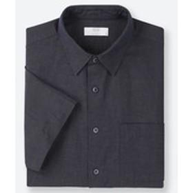 リネンコットンシャツ(半袖)