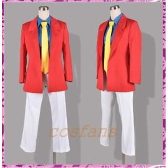 コスプレ衣装 『ルパン三世』ルパン スーツセット