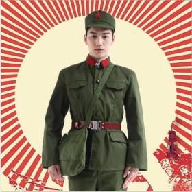 中国 65式軍服 紅衛兵 コスプレ コスチューム 男の子 男子軍服