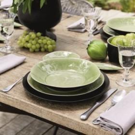 RIVIERA リヴィエラ スーププレート 4色 LSP252 【COSTA NOVA コスタノバ ポルトガル 輸入 洋食器 おしゃれ おもてなし スープ皿】