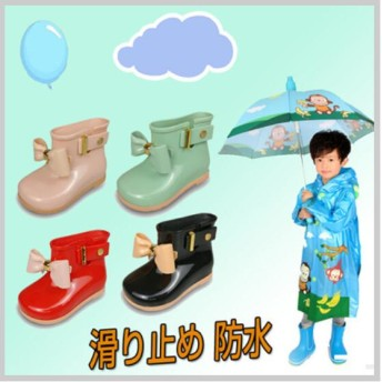 韓国子供靴!キッズ靴!可愛い子供靴・人気靴 花 キッズファッション レインブーツ キッズ 長靴 長ぐつ 子供用 ブーツ 子供 防水 ショート 女の子 雪遊び 3type