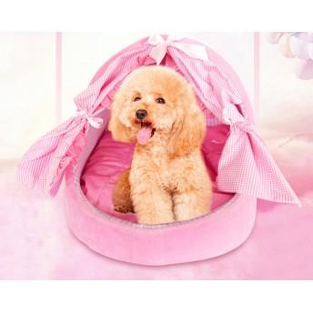 可愛い!ペット 犬 猫 マット 枕・クッション ペットベット ペットソファ 犬のベッド 猫のベッド ドッグハウス 犬用ベッド