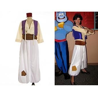 コスプレ衣装 コスチューム アラジンと魔法のランプ 風 アラジン 風