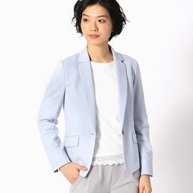 <COMME CA ISM (レディース)> 日本素材 ジャージー テーラード ジャケット(1220JL01) 23 【三越・伊勢丹/公式】