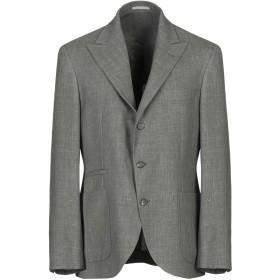 《期間限定セール開催中!》BRUNELLO CUCINELLI メンズ テーラードジャケット グレー 50 ウール 66% / 麻 22% / シルク 12%