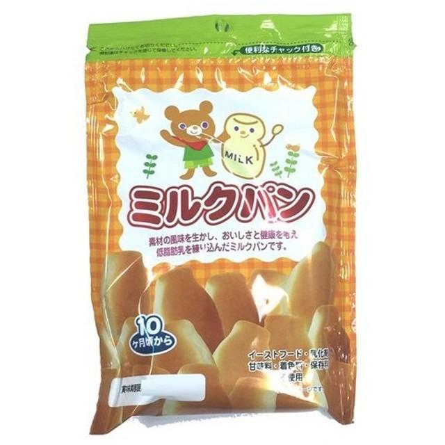 カネ増製菓 低脂肪乳ミルクパン (45g)