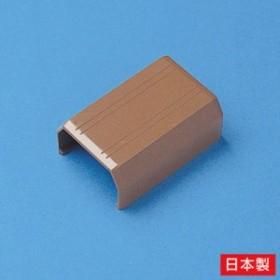 サンワサプライ CA-KK26BRJ ケーブルカバー(直線、ブラウン) (CAKK26BRJ)