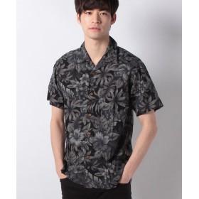 【20%OFF】 マルカワ レーヨン素材 アロハシャツ メンズ 柄5 M 【MARUKAWA】 【タイムセール開催中】