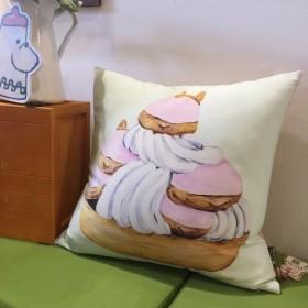 お尻のシュークリーム - フレンチブルドッグ手作りの枕を((台湾)が無料に出荷しました)