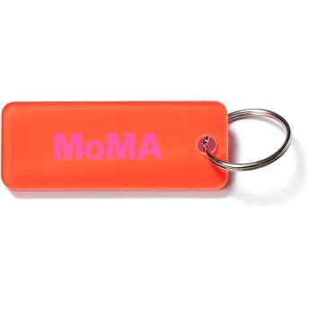 MoMA デュオカラー キーリング マゼンダ