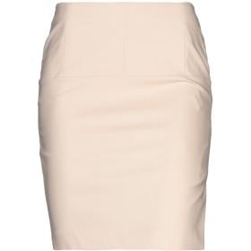 《期間限定 セール開催中》BETTY BLUE レディース ひざ丈スカート サンド 44 コットン 50% / ナイロン 47% / ポリウレタン 3%